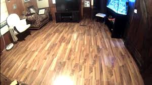 Roomba Hardwood Floor Mop by Irobot Braava 320 Mopping The Floor Demo Time Lapse Video Youtube