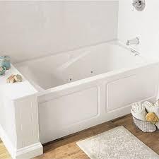 impressive creative bathroom tub bath tubs bay home fixtures