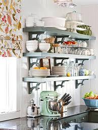 Open Storage Ideas Kitchen