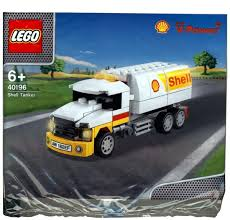 Amazon.com: 2014 The New Shell V-power Lego Collection Shell Tanker ...