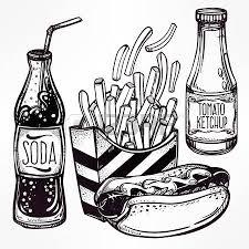 Italian soda clipart