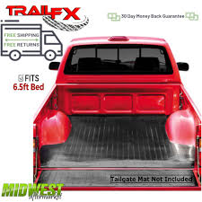 100 Rubber Mat For Truck Bed TrailFX Drop In Fits 20072019 GM Silverado