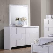 wade logan langford 6 drawer dresser with mirror reviews wayfair