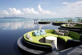 100 W Hotel Koh Samui Thailand Retreat Starwood