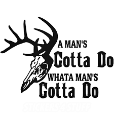 Hunter A Mans Gotta Do What A Mans Gotta Do Hunting Decal - Car ... Browning Kiss Heart Vinyl Car Truck Decal Sticker Love Buck Doe Off Decalfunny Hunting Auto Window Graphic Pinterest Funny Deer Hunting Decals Stickers For Cars Windows And Walls Huntemup Traditional Archery 3rivers Window With Disnction Bowhunters Superstore Pse Bow Hunter Antlers Amazoncom Camo 2 17 Inchesby56 Inches Compact Pickup Trucks Best Resource And Fishing 139658 At Sportsmans Guide Duck Flag Waterfowldecals Whitetail Buck Car Truck Vinyl Decal