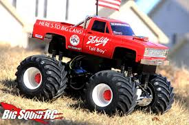 100 Destroyer Monster Truck Everybodys Scalin The Cometh Big Squid RC RC Car