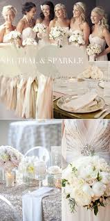 2015 WEDDING TRENDS COLOUR NEUTRAL SPARKLE SEQUINS E1402685693415