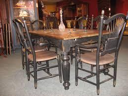 table de cuisine en bois massif table cuisine meubles bois massif sallle a diner table pin chene