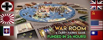 War Room A Larry Harris Game