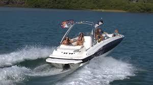 Bayliner 190 Deck Boat by Bayliner 215 Deck Boat Youtube