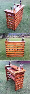 Upcycled Wood Pallet Bar. Tons Of Different Projects For All Parts ... Backyard Diy Projects Pics On Stunning Small Ideas How To Make A Space Look Bigger Best 25 Backyard Projects Ideas On Pinterest Do It Yourself Craftionary Pictures Marvelous Easy Cheap Garden Garden 10 Super Unique And To Build A Better Outdoor Midcityeast Summer Frugal Fun And For The Gracious 17 Diy Project Home Creative