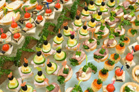 what does canape canapes finger sandwich recipes