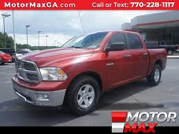 Used 2009 Dodge Ram 1500 For Sale In Griffin, GA 30223 Motor Max