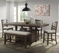 Colorado Transitional Counter Table With Storage Bench And Four Counter  Chairs By Elements International At Great American Home Store East West Fniture 5 Piece Hepplewhite Modern Breakfast Nook Ding Table Set 52 Corner And Chairs Kitchen How To Mix Decor Styles A Velvety Update 12 Ways Make A Banquette Work In Your Hgtvs Bremerton 3piece By Coaster At Dunk Bright Glass Top Room Sets 58 White 7 Pc Nook Setbreakfast And 6 53 With Bench Storage Best 25 Ideas For Small Decorate Sunny Designs Bayside With Side Chair