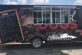 Bearded Dogs Food Truck Is Now Slinging Gourmet Dogs At A Brewery ...