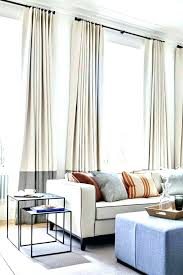 Houzz Living Room Curtains Dining Drapes Large Size Of Ideas
