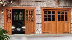 Electric Outswing Garage Doors Outswing Garage Doors