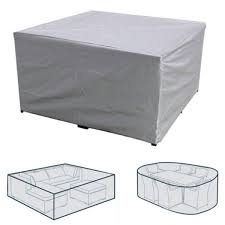 2019 Big Sizes Summer BBQ Waterproof Outdoor Patio Garden Furniture Covers  Rain Snow Chair Covers For Sofa Table Chair Dust Proof Cover From ...