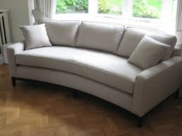 Thayer Coggin Clip Sofa by Bespoke Curved Sofa Perfect For A Bay Window This Has One Base