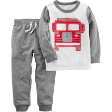 100 Fire Truck Pajamas Cheap For Discount 73e94 91cdb Carters Pajamas Carters Fire Truck