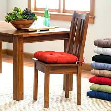 Dining Chair Pads Washable Cushions Room Seat For Sale Tie Back