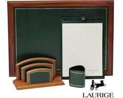 sous de bureau en cuir prestige office univers du bureau luxe cuir maroquinerie sous