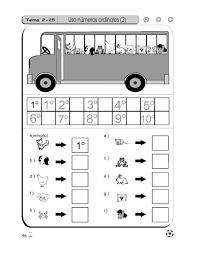 Números Del 0 Al 10 Primer Grado Material De Aprendizaje