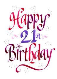 happy 21st birthday images clipart best dM5zgY clipart 1964