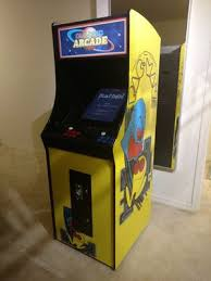Arcade Machine With 412 Games
