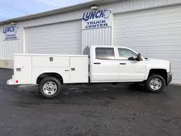100 Lynch Truck Center New 2019 Chevrolet Silverado 2500 Service Body For Sale In Waterford