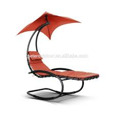 Ph158 Arc Stand Swing Chair Rocking Chaise Lounge With Canopy - Buy Rocking  Chair,Rocking Chaise Lounge,Lounge With Canopy Product On Alibaba.com