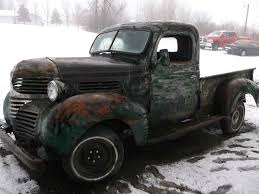 1940 Dodge Pickup Truck 1/2 Ton Short Box Patina Rat Rod