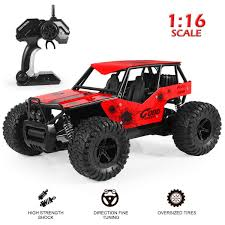 100 Scale Rc Trucks RC Car 2018 Newest All Terrain HighSpeed Off Road Remote Control 1