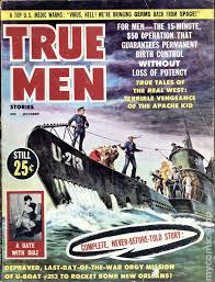 True Men Stories Magazine 1956 Vol 7 5
