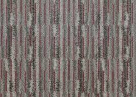 Carpet Pattern Luxury Vinyl Plank Flooring Dark Red Striped Wear