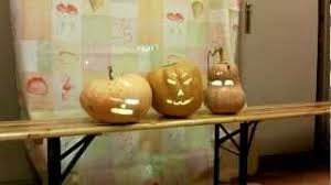Singing Pumpkins Grim Grinning Pumpkins Projector by This Is Halloween 3 Singing Pumpkins Audioswap Youtube