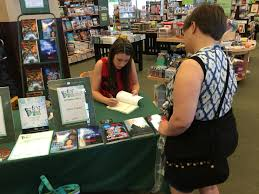 Photos From Barnes & Noble's Teen Book Festival! | The Montgomery ... Angels And People Life In New Orleans New Teen Paranormal Romance Get Lit Teen Book Club Barnes Noble Topeka 26 Mar 2017 Best Books For Teens Readers Digest Did You Hear Come Celebrate The Events The Advisory Team Council Helps Gift Wrap Shoppers At Family Fun Twin Cities Seen Album On Imgur Photos From Nobles Festival Montgomery Undertow 1 Series Cape Cod Scribe Bct Students To Perform Firstever Merlin Ya And More