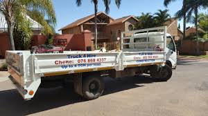 TRUCK FOR HIRE - 4 TON | Junk Mail