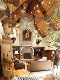 Safari Decorated Living Rooms by Deer Themed Living Room Militariart Com