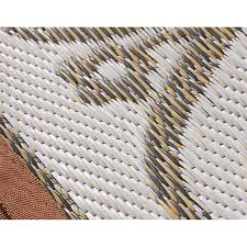 polypropylene patio mat 9 x 12 guide gear reversible 9 x 12 outdoor rug scroll pattern