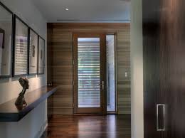 Contemporary Foyer Ideas Entry With Recessed Lighting Wall Decor