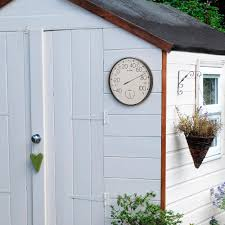 Built Rite Sheds Utah by Thermometers U0026 Weather Stations Outdoor Decor The Home Depot