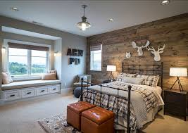 Rustic Farmhouse Style Master Bedroom Ideas 49