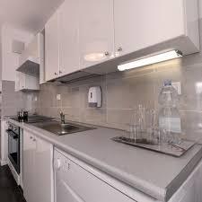 monzana led unterbauleuchte lichtleiste küchenle wandleuchte schrankleuchte größe l