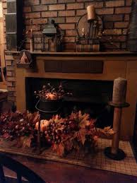 Primitive Decorating Ideas For Fireplace by 82 Best Faux Fireplaces Images On Pinterest Faux Fireplace