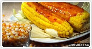 cuisiner des epis de mais recette bio épis de maïs à la crème de soja cuisine saine