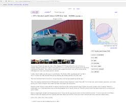 100 Craigslist Austin Texas Cars And Trucks By Owner Craigslist 1971 FJ55 TX 12K IH8MUD Forum