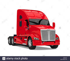 Semi Truck Cut Out Stock Images & Pictures - Alamy