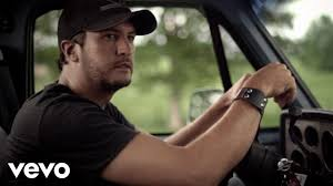 99 Luke Bryan Truck Crash My Party Official Music Video YouTube