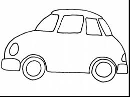 Extraordinary Preschool Car Coloring Pages With Cars Page And Free To Print